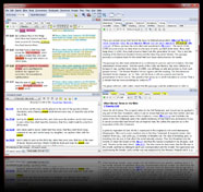 Bible Software Screen Shot